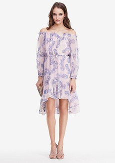 DVF Camila Two Chiffon Dress