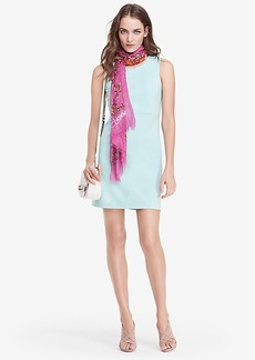 DVF Carrie Ceramic Shift Dress