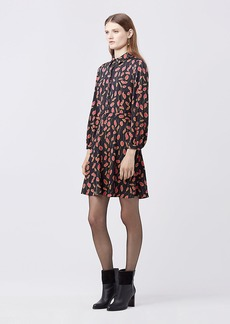 Diane Von Furstenberg DVF Chrissie Shirt Dress