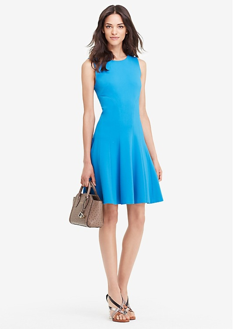 Diane Von Furstenberg DVF Citra Fit and Flare Dress