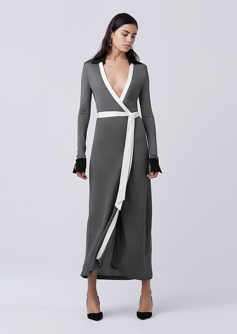 Diane Von Furstenberg Dvf Cybil Two Wrap Dress Dresses