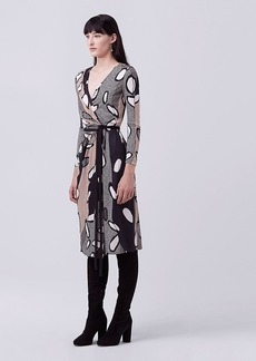 DVF Elizabel Wrap Dress