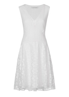 DVF Fiorenza Lace Tank Dress
