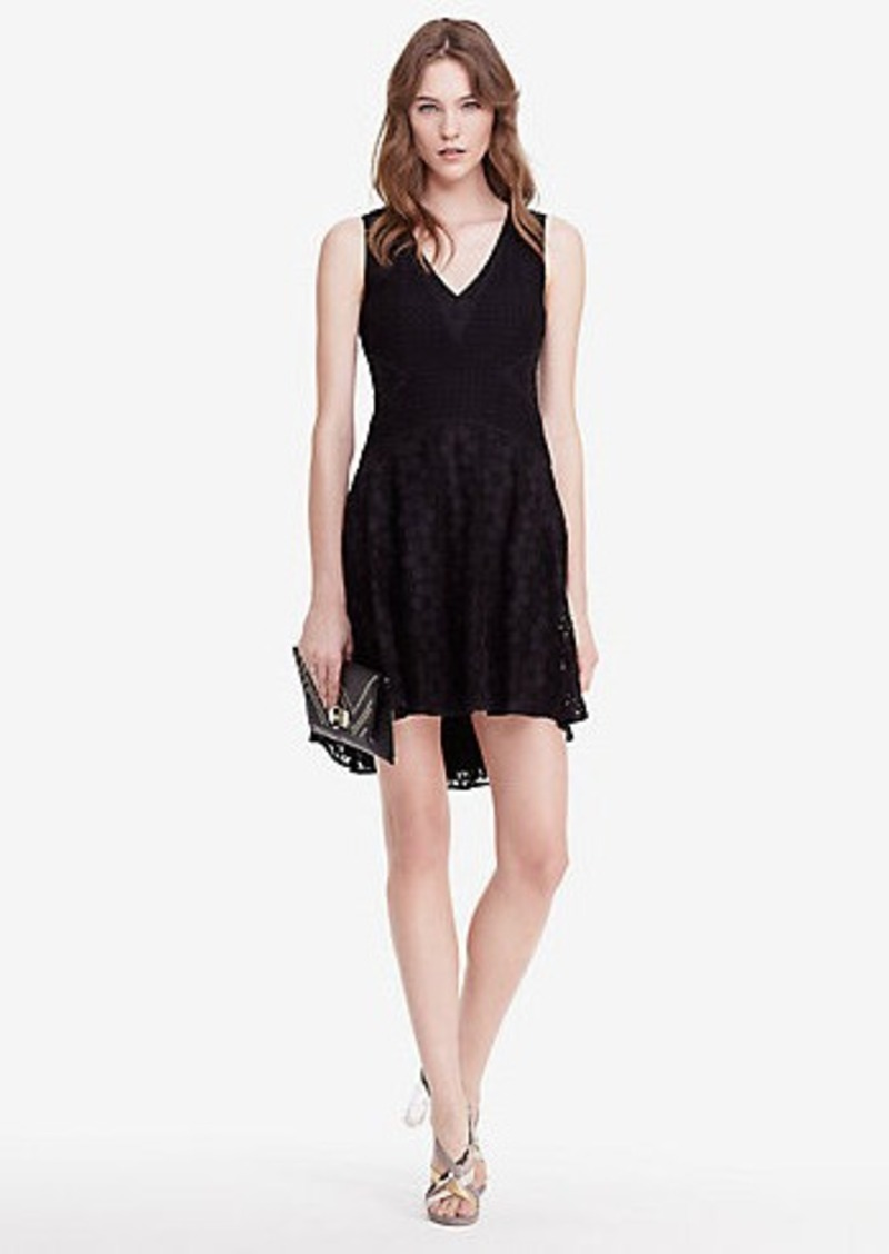 Diane Von Furstenberg DVF Fiorenza Lace Tank Dress