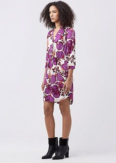 DVF FREYA SHIRT DRESS