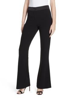 Diane Von Furstenberg DVF Garnett Flare Leg Pants