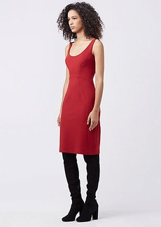 DVF GEOVANA FITTED DRESS
