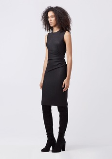 DVF Glennie Fitted Dress