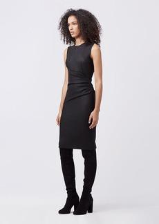 DVF Glennie Fitted Dress