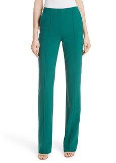Diane Von Furstenberg DVF High Waist Pintuck Pants