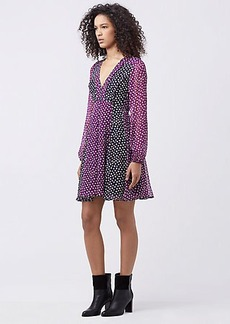 DVF IVETTA CHIFFON DRESS