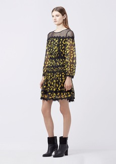 DVF Jamie A-Line Dress