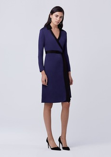 DVF Jeannae Wrap Dress