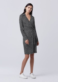 DVF Jelsa Faux Wrap Dress