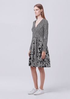 DVF Jewel Two Wrap Dress