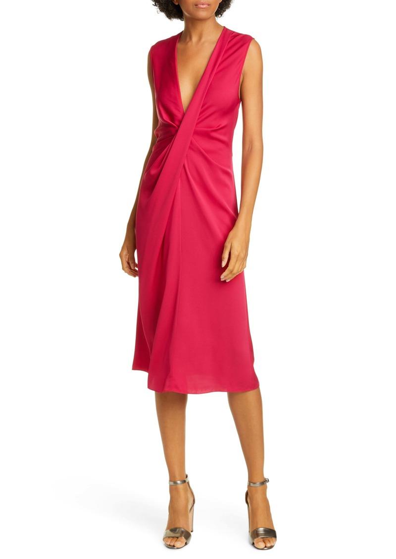 Diane Von Furstenberg DVF Katrita Cocktail Dress