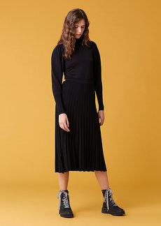 Diane Von Furstenberg DVF Klara Solid Skirt