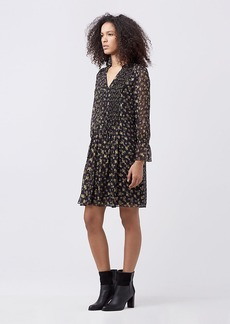 DVF Kourtni Chiffon Dress