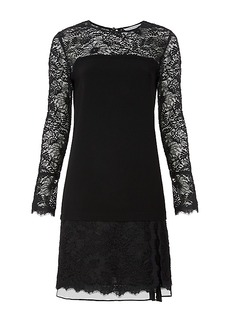 DVF Lavana Lace Dress