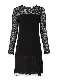 DVF Lavana Lace Dress