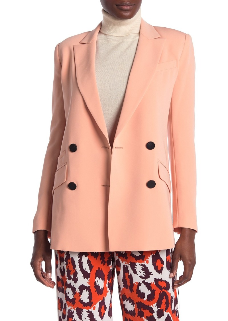 Diane Von Furstenberg Madison Double Breasted Jacket