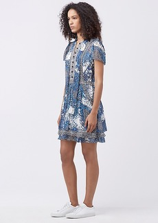 DVF MARISA CHIFFON DRESS