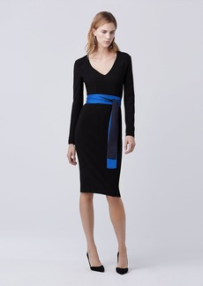Diane Von Furstenberg DVF Milena Sheath Dress