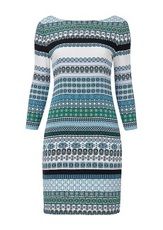 DVF New Avery Shift Dress