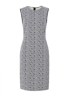 DVF Regenna Sleeveless Fitted Dress