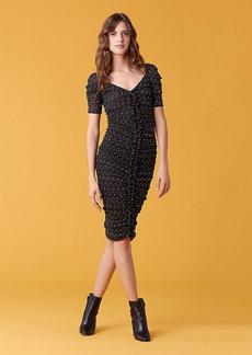 Diane Von Furstenberg Romana Sheath Dress