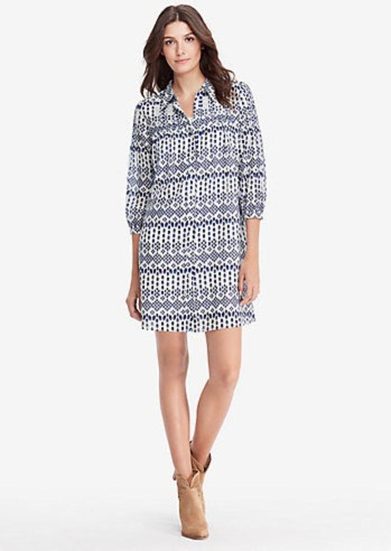 Diane Von Furstenberg DVF Rylie Shirt Dress