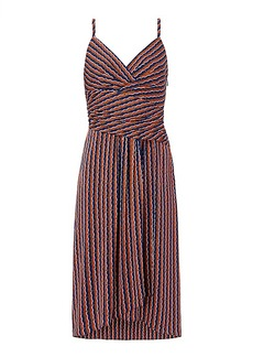 DVF Saige Silk Dress