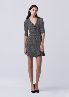 DVF Savilla Silk Wrap Dress
