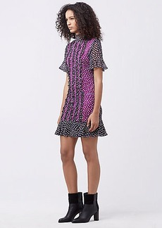DVF SEBINA KNIT DRESS