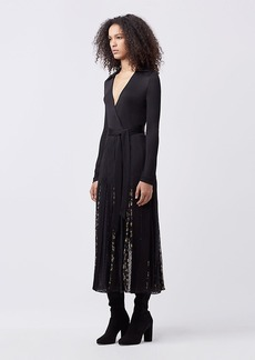 DVF STEVIE WRAP DRESS