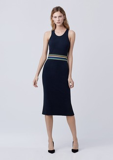 DVF Teyla Fitted Dress