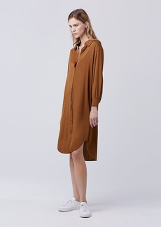 DVF Tressa Shirt Dress