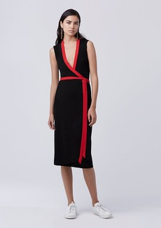 DVF Valena Wrap Dress