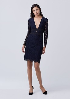 DVF Viera Lace Dress