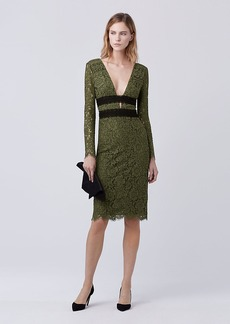 Diane Von Furstenberg DVF Viera Lace Dress