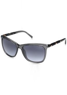 Diane Von Furstenberg DVF Women's Hannah Square Sunglasses