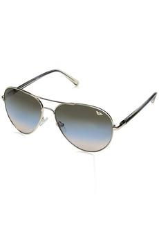 Diane Von Furstenberg DVF Women's Katrina Aviator Sunglasses