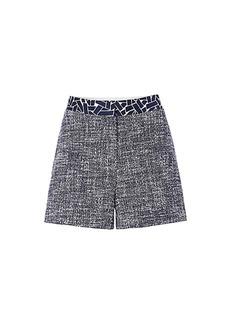 DVF Zali Summer Tweed Short