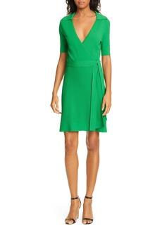 Diane Von Furstenberg DVF Zyla Wrap Dress