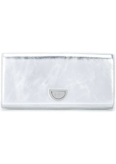 Diane Von Furstenberg East West clutch bag