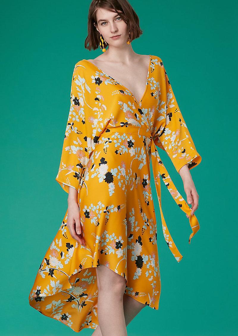 7c174d44bad71 On Sale today! Diane Von Furstenberg Eloise Asymmetric Mini Dress