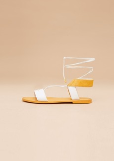 Diane Von Furstenberg Estonia Leather Sandal