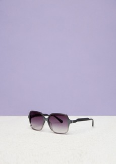 Diane Von Furstenberg Evelyn Oversized Square Sunglasses