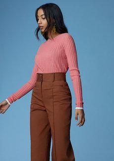 Diane Von Furstenberg Fine Gauge Sweater