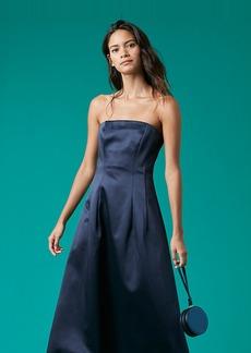 Flare Midi Gown